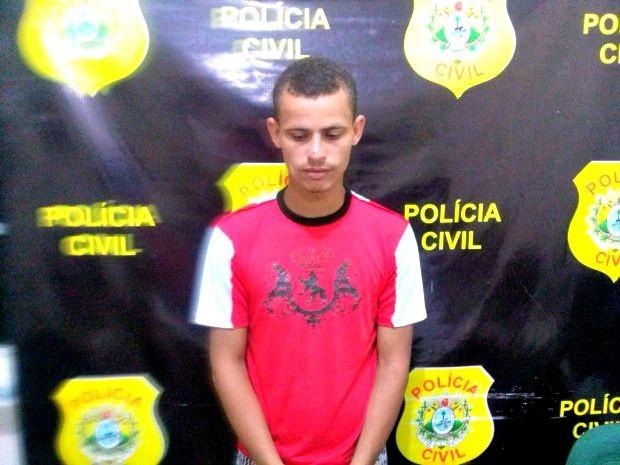Suspeito não demonstrou arrependimento, afirmou delegado (Foto: Divulgação/Polícia Civil )