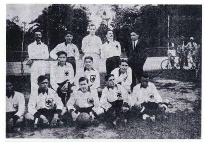 Início do futebol no Amazonas chegou a ter até 50 times 2b5aa7c8b9036