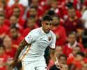 Com Zeca em alta, Santos espera Roma avisar se comprará Emerson