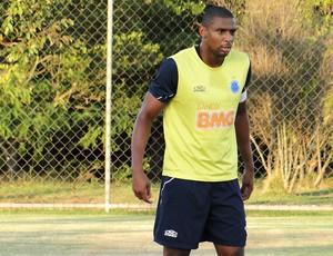 Rafael Donato,zagueiro do Cruzeiro (Foto: Marco Antônio Astoni / Globoesporte.com)