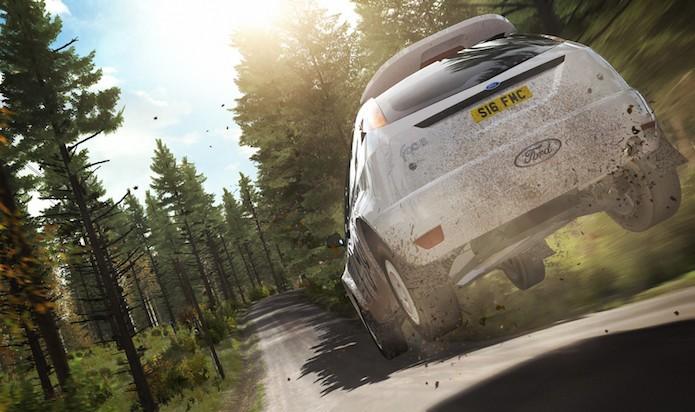 DiRT Rally: veja o que muda na versão para Xbox One e PS4 (Foto: Divulgação/Codemasters)
