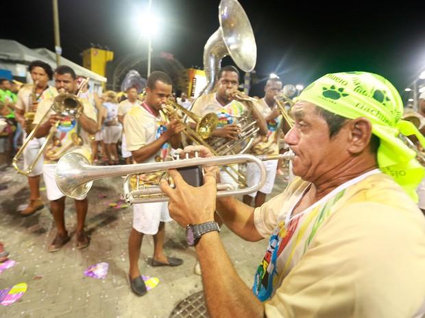 Carnaval na Barra (Foto: Mauro Zaniboni /Ag Haack)
