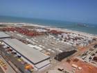 Movimentação no Porto do Pecém cresce 7,8% em janeiro (Cearáportos/ Divulgação)