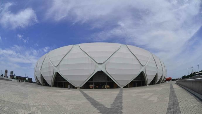 Arena da Amazônia Manaus (Foto: Mauro Neto/Sejel)