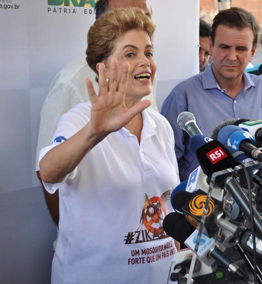 xô, zika! (Antônio Luis/Agência Estado)