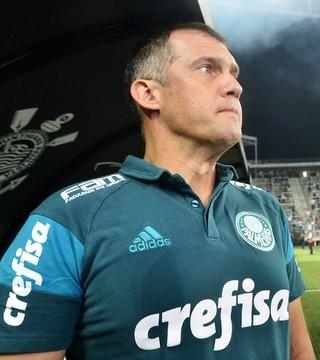 Eduardo Baptista Corinthians Palmeiras (Foto: Marcos Ribolli)