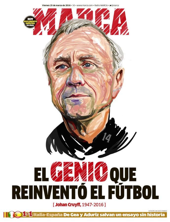 Capa Marca Cruyff (Foto: Reprodução)