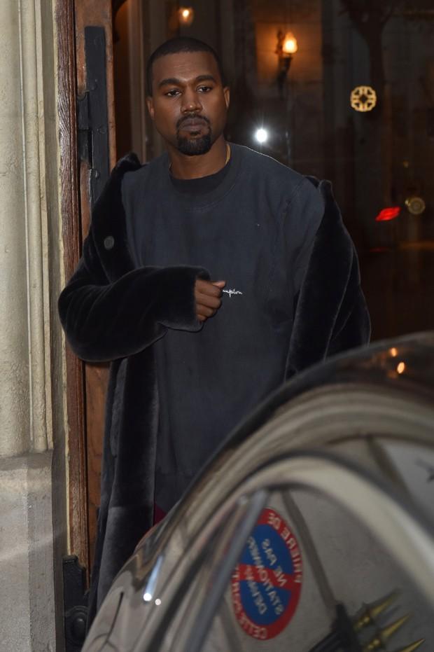 Kanye West (Foto: AKM)