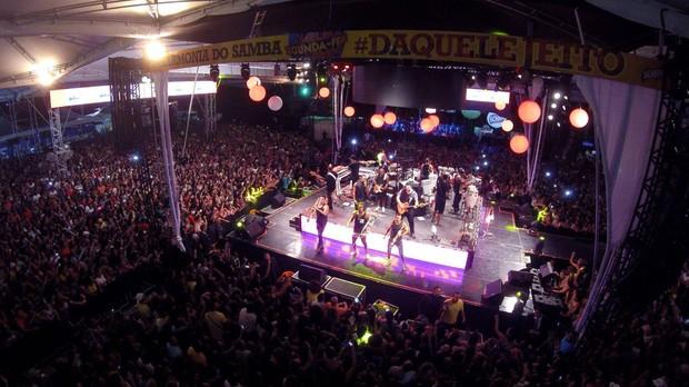 Show Xanddy (Foto: Elielson Pita/ Divulgação)