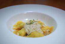 Ravioli amarelo com recheio de tofu: receita da Bela Gil para o Bela Cozinha