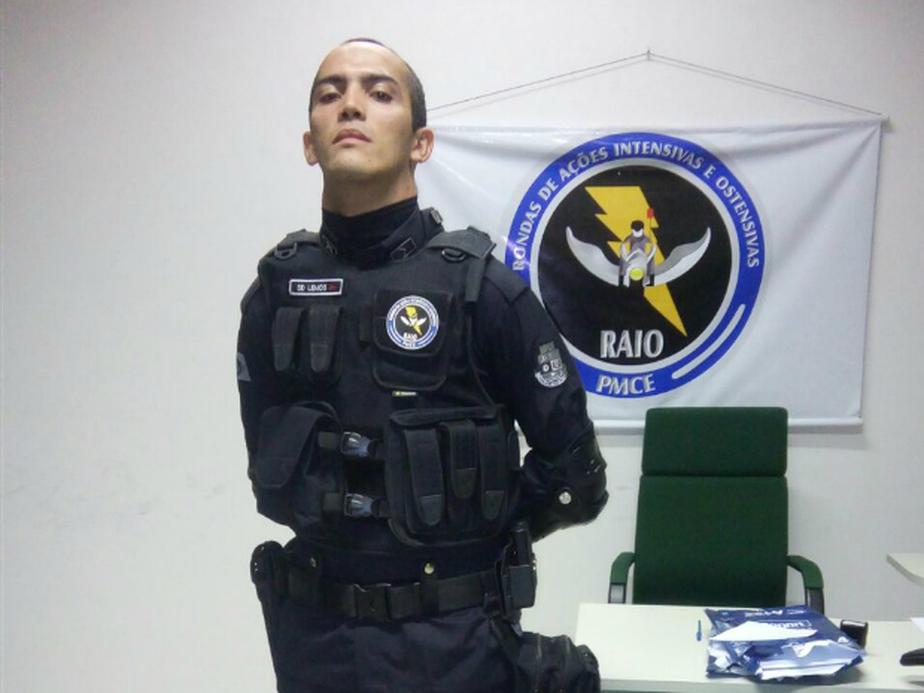 Preso suspeito de matar policial Raio durante troca de tiros no Ceará