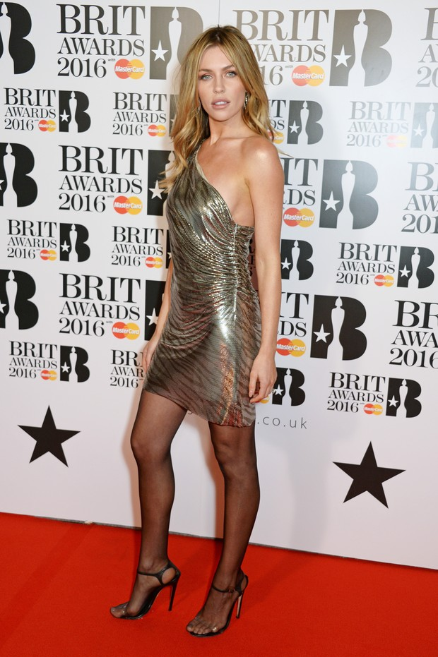 Abbey Clancy (Foto: Agência Getty Images)