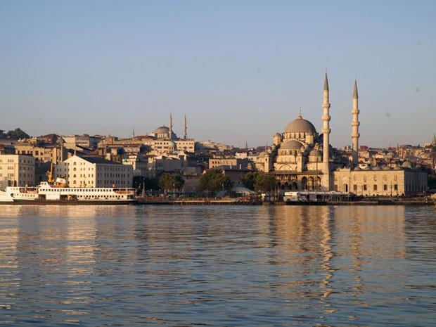 Istambul é a cidade mais importante da Turquia (Foto: Salve Jorge/TV Globo)