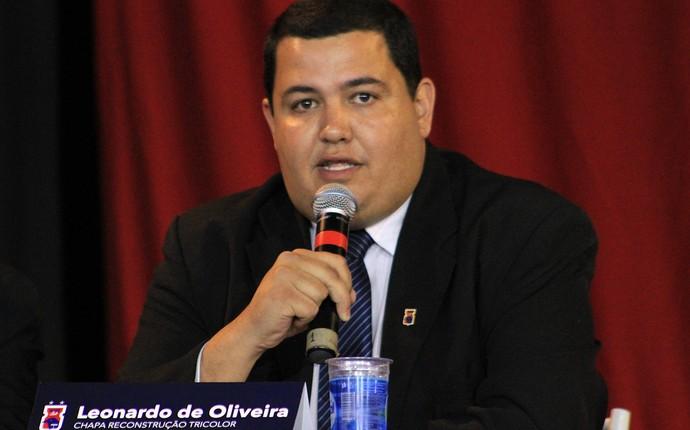 Leonardo da Silva Paraná (Foto: Divulgação/Paraná Clube)