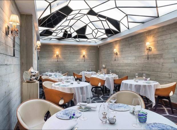 Le Grand Restaurant, o salão majestoso onde Jean-François Piège brilha (Foto: Khahn Renaud / Divulgação)