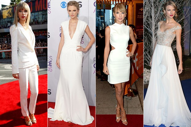 MODA - Estilo Taylor Swift (Foto: Reuters | Getty Images)