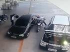 Câmera flagra assalto em posto de gasolina de Juazeiro do Norte, no CE