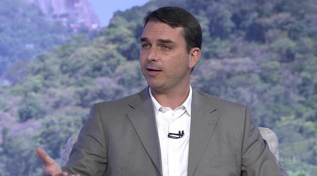 RJTV entrevista Flávio Bolsonaro, candidato a prefeito do Rio