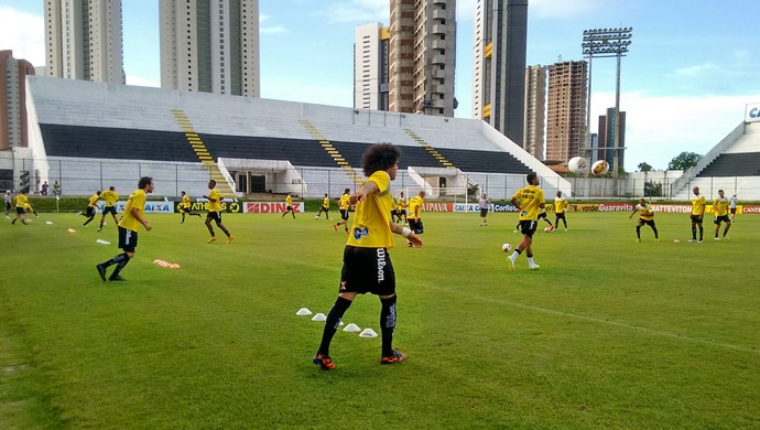 ABC treino (Foto: Divulgação/ABC)