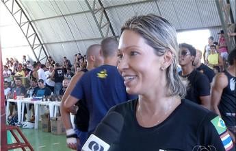 'Luvas de Ouro' reúne lutadores em Palmas e treinadora é destaque