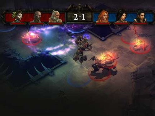 screenshot de Diablo