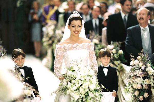 Mia Thermopolis – O Diário da Princesa 2: Casamento Real (2004) (Foto: Divulgação)