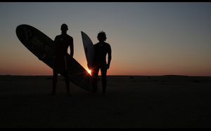 surfe no oeste da áfrica ep4