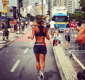Carol Buffara (Foto: Instagram / Reprodução)