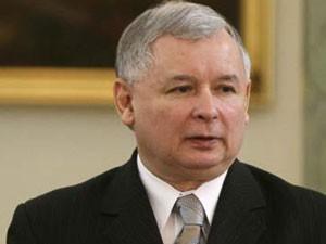 Lech Kaczynski (Foto: AP)