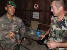 Brasileiro treina na Amazônia com legionários franceses: 'Quero lutar contra o Estado Islâmico'