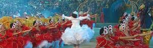'Junina Dona Matuta', de PE, vence Regional (Reprodução / TV Globo)