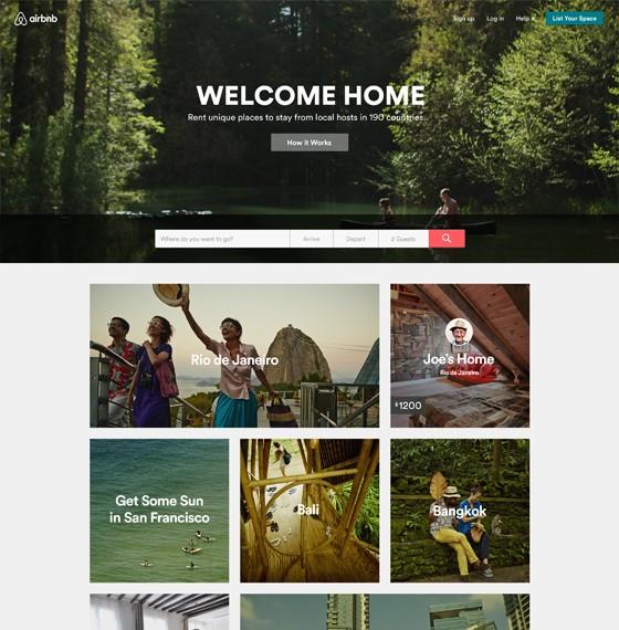Airbnb alerta: toda transação deve ser feita exclusivamente pelo site da empresa (Foto: Divulgação )