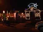 Projeto Casa do Papai Noel arrecada comida para famílias carentes, em RO