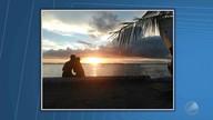 Confira a previsão do tempo desta terça-feira (19); veja também as fotos do amanhecer