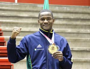 Roberto Custodio Campeão Boxe (Foto: Divulgação)