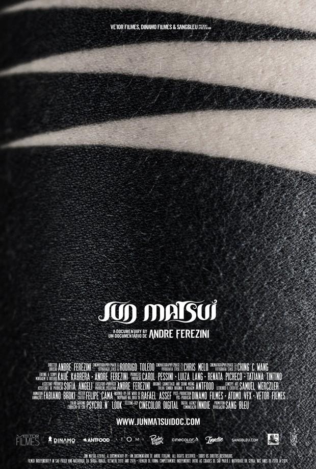 Jun Matsui: ícone da tatuagem brasileira ganha documentário