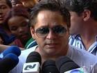 Leonardo agradece manifestações de apoio dos famosos ao filho Pedro
