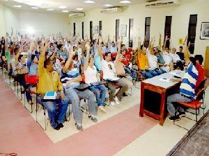 Bancários no Maranhão decidem encerrar a greve. (Foto: Reprodução/SECOM)
