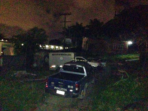 Empresário Paulo César Morato foi encontrado morto em motel de Olinda, nesta quarta-feira (22) (Foto: Bruno Marinho/G1)