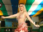 Ju Isen promete polêmica no carnaval: 'Tem a ver com as cores da bandeira'