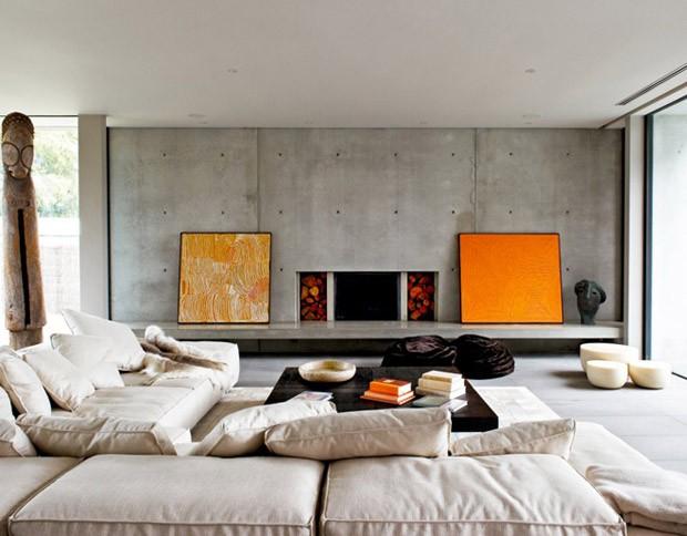 D cor do dia casa de praia moderna casa vogue interiores for Decor interiores