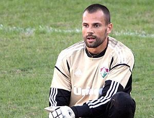 Diego Cavalieri, Fluminense (Foto: Cezar Loureiro / Agencia O Globo)