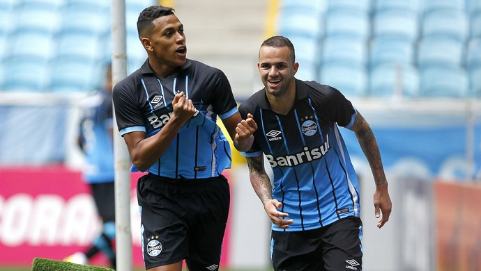 Pedro Rocha Grêmio x Chapecoense (Foto: Lucas Uebel/Divulgação Grêmio)