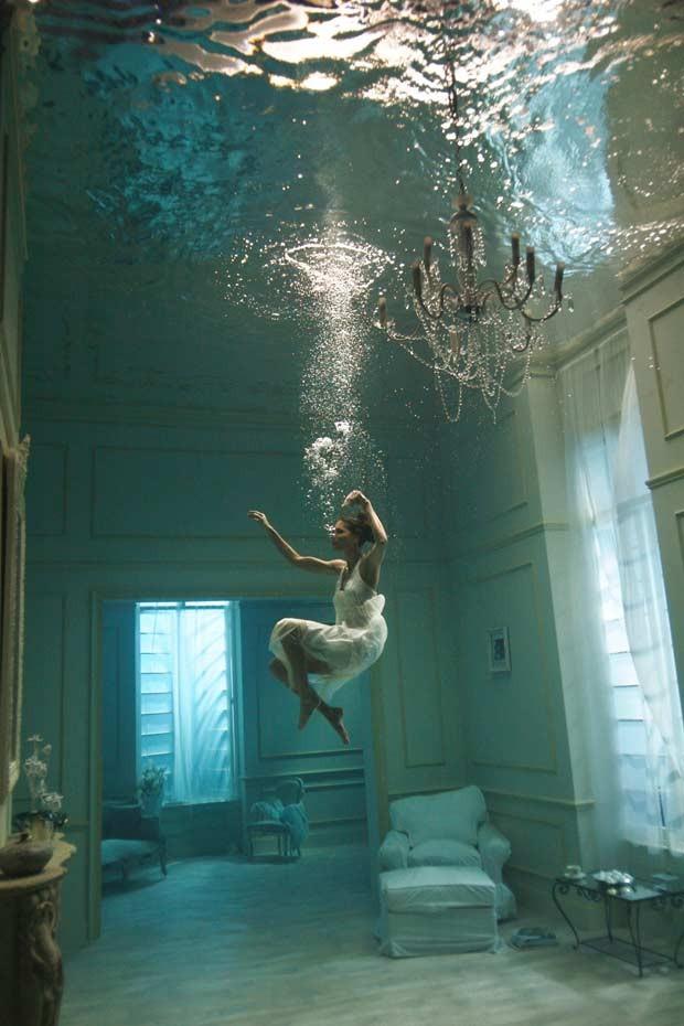 Imagem de Phoebe Rudomino foi retirada de um comercial de TV para a Johnson & Johnson's (Foto: © Phoebe Rudomino, 2006)