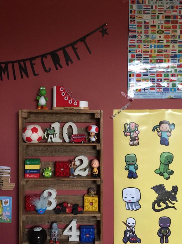 Décor do dia: excessos imprimem personalidade a quarto infantil (Foto: Divulgação)
