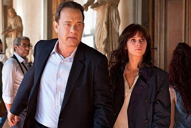 Tom Hanks e Felicity Jones em cena de Inferno (Foto: Divulgação)