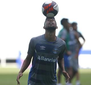 Léo Moura Grêmio (Foto: Lucas Uebel/Grêmio)