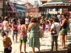 Socorro, SP, atrai foliões em busca do carnaval tradicional e tranquilidade
