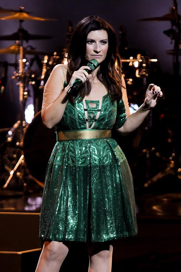 Laura Pausini (Foto: Thiago Duran/AgNews)