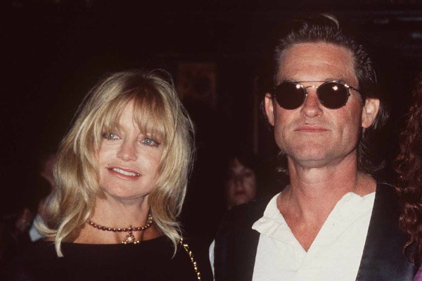 Goldie Hawn e Kurt Russelll (Foto: Getty Images)